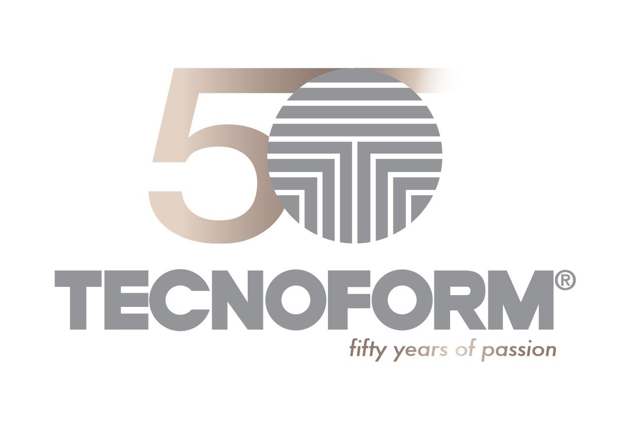 logo-progettazione-grafica-tecnoform-cinquantesimo